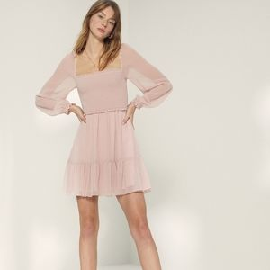 Wilfred Tempest Dress in Mauve Mousse size S NWT